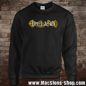 "Ireland ""Symbols"" Sweatshirt (black)"