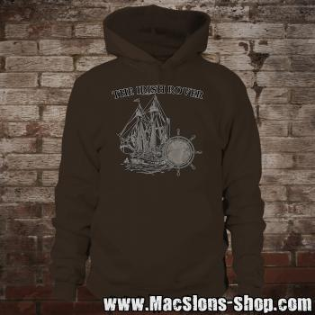 "MacSlon's ""Irish Rover"" Hoodie (brown)"