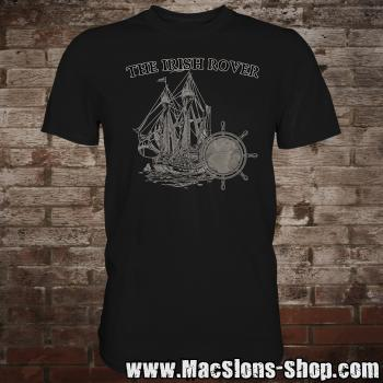 "MacSlon's ""Irish Rover"" T-Shirt (black)"