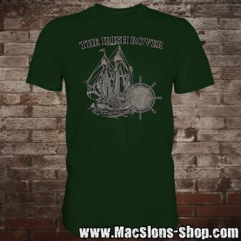 "MacSlon's ""Irish Rover"" T-Shirt (green)"
