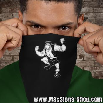 """Pubfighter"" Bandana (black)"