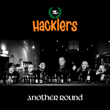 "The Hacklers ""Another Round"" LP+MP3 (black, lim. 400)"
