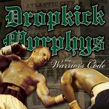 "Dropkick Murphys ""The Warriors Code"" LP (Green)"