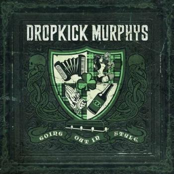 "Dropkick Murphys ""Going Out in Style"" LP+CD (lim. white, 180gramm)"