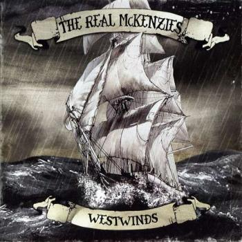 "Real McKenzies ""Westwinds"" CD"