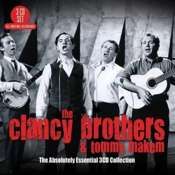 "Clancy Brothers & Tommy Makem ""The Absolutely Essentia Collection"" 3CD"