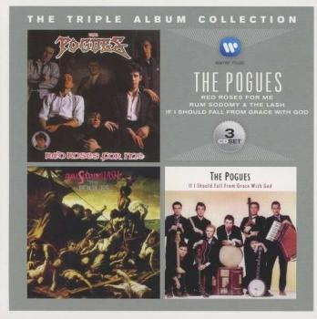 "Pogues ""The Triple Album Collection"" 3CD"