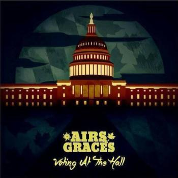 "Airs & Graces ""Voting At The Hall"" CD"
