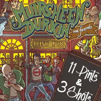 "Muirsheen Durkin and Friends ""11 Pints & 3 Shots"" CD"