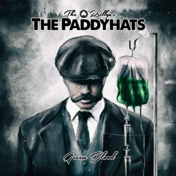 "O'Reilly's & The Paddyhats ""Green Blood"" LP (Ltd.Green Vinyl)"