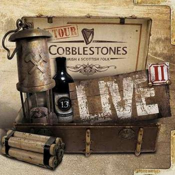 "Cobblestones ""Live On Tour Vol.2"" CD"