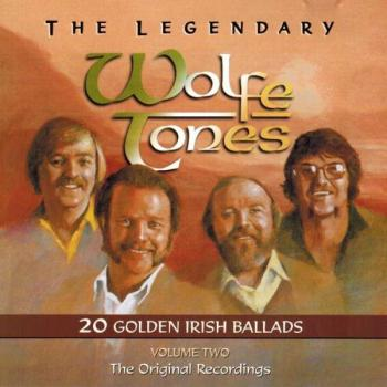 "Wolfe Tones ""20 Golden Irish Ballads"" CD"