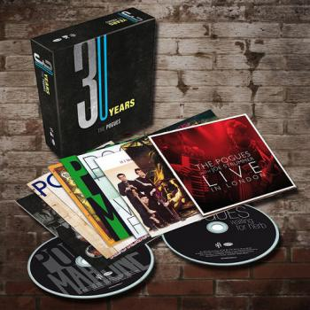 "Pogues ""30 Years"" 8-CD-Box"