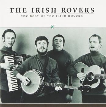 "Irish Rovers ""The Best Of The Irish Rovers"" CD"
