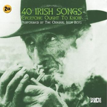 "Original Irish Boys ""40 Irish Songs Everyone Ought To Know"" 2CD"