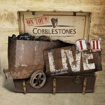 "Cobblestones ""Live On Tour Vol.1 & Vol.2"" 2CD"
