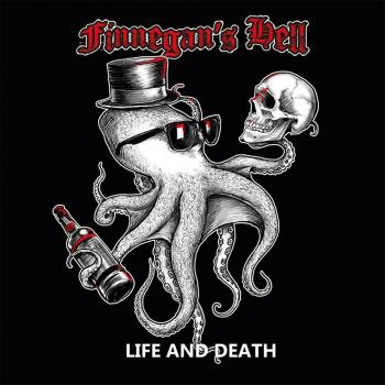 "Finnegan`s Hell ""Life And Death"" CD"