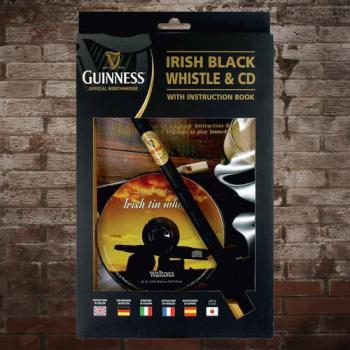 "Guinness ""Irish Black Whistle"" (mit CD & Lehrbuch)"