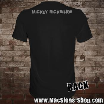 "Mickey Rickshaw ""Home In Song"" (CD, T-Shirt, Sticker, Button, lim. 100) Bundle ***VORBESTELLUNG***"