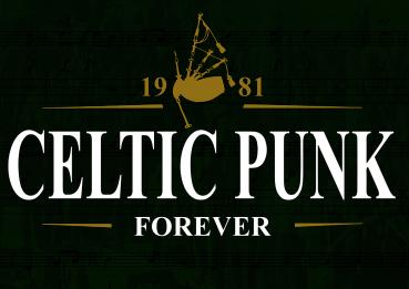 """Celtic Punk - Forever"" Poster (A1)"