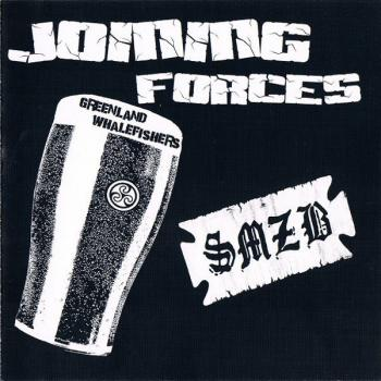 "Greenland Whalefishers / SMZB ""Joining Forces"" Split-CD"