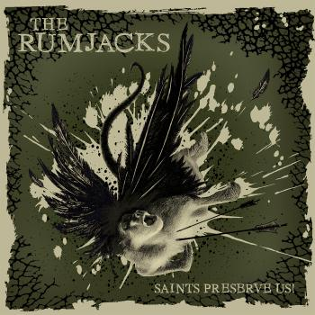 "Rumjacks ""Saints Preserve Us"" CD"