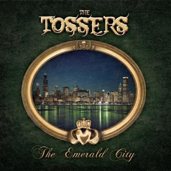 "Tossers ""The Emerald City"" CD"