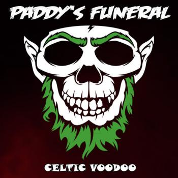 "Paddy's Funeral ""Celtic Vodoo"" CD"
