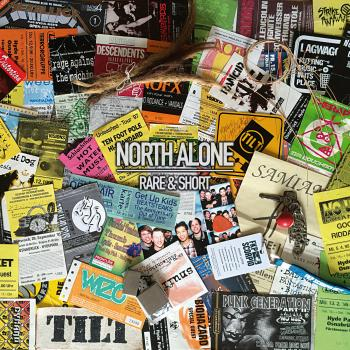 "North Alone ""Rare & Short"" CD"