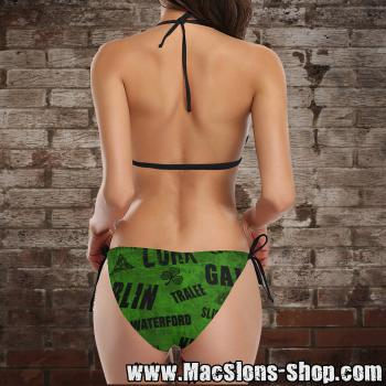 "MacSlon's ""Cities Of Ireland"" Bikini"