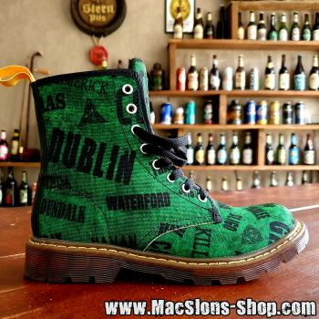"MacSlon's ""Cities Of Ireland"" Men-Boots"