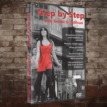 "Emma O'Sullivan ""Step by Step With Emma O'Sullivan"" DVD"