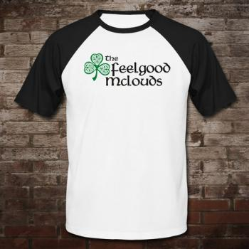 "Feelgood McLouds ""Logo"" T-Shirt (Raglan)"
