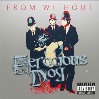 "Ferocious Dog ""From Without"" CD"
