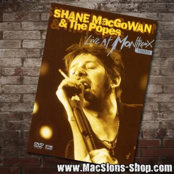 "Shane MacGowan & The Popes ""Live At Montreux (DVD, PAL)"