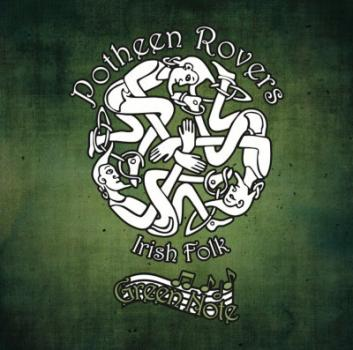 "Potheen Rovers ""Green Note"" CD"