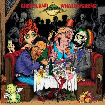 "Greenland Whalefishers ""The Thirsty Cave"" CD (DigiPak)"
