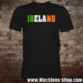 "Ireland ""Logo"" T-Shirt (black)"