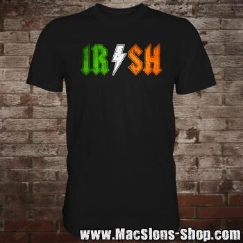 "Irish ""Logo"" T-Shirt (black)"