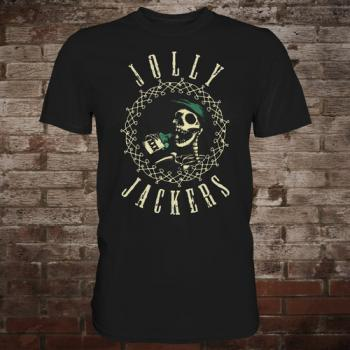 "Jolly Jackers ""Logo"" T-Shirt (black)"