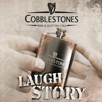 "Cobblestones ""Laugh Story"" CD"