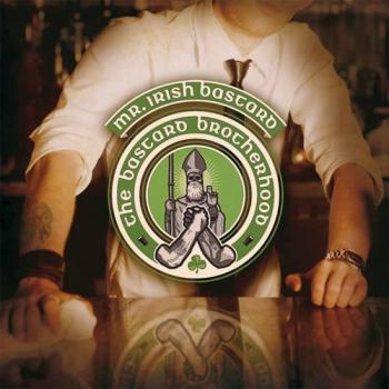 "Mr. Irish Bastard ""The Bastard Brotherhood"" CD"