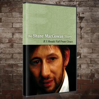"Shane MacGowan ""If I Should Fall From Grace - The Shane MacGowan Story"" DVD"
