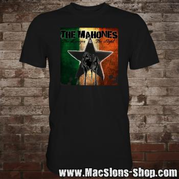 "Mahones ""The Hunger And The Fight"" T-Shirt"