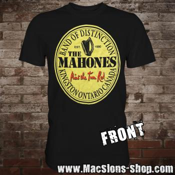 "Mahones ""Paint The Town Red"" T-Shirt"