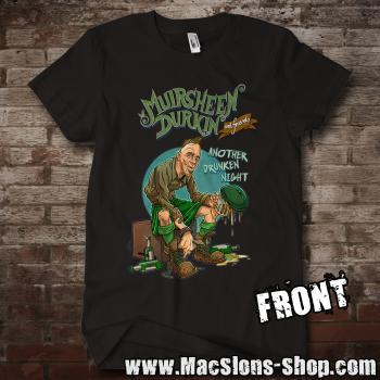 "Muirsheen Durkin And Friends ""Another Drunken Night"" T-Shirt"