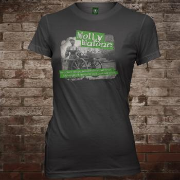 "MacSlon's ""Molly Malone"" Girly-Shirt"