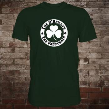 "O'Reilly's & The Paddyhats ""Shamrock"" T-Shirt"