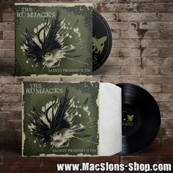 "Rumjacks ""Saints Preserve Us"" CD+LP"