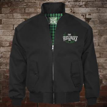 "Rumjacks ""Logo"" Harrington Jacke"